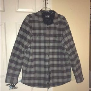 The North Face Flannel Jacket
